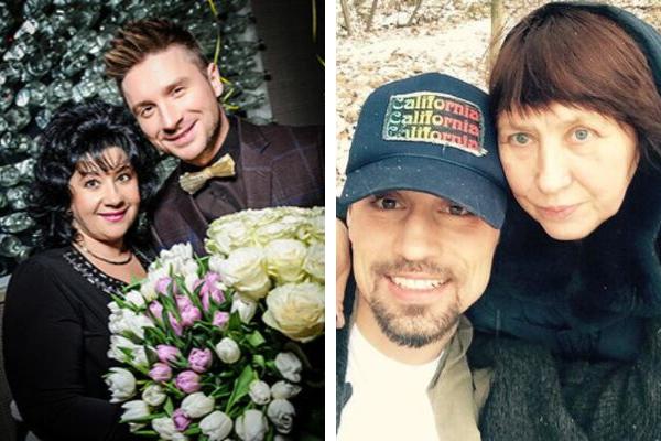 Как выглядят родители популярных российских знаменитостей?