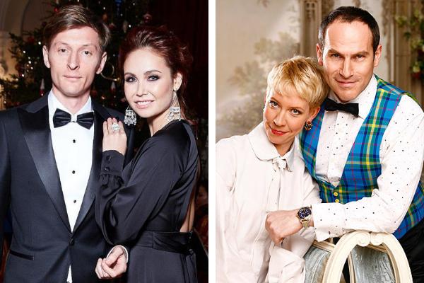 Знаменитости, которые женились на своих друзьях