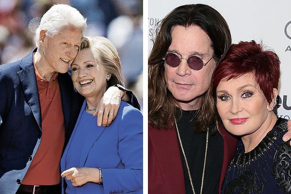 Женщины, которые сделали карьеру своим известным мужьям