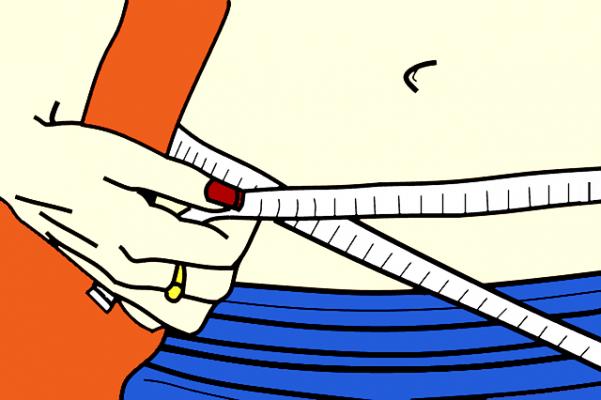 Лучшая диета для похудения живота и боков для женщин, варианты меню на неделю