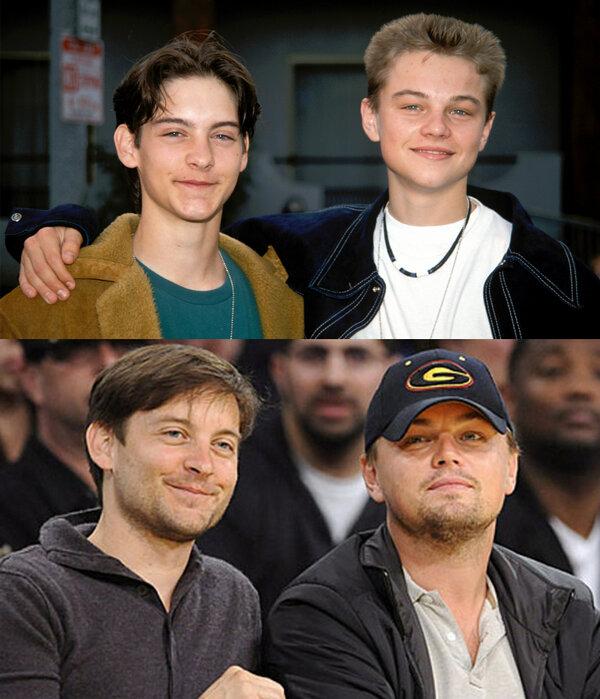 Кто лучшие друзья среди знаменитостей?
