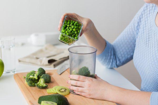 Эффективная диета для женщин по группе крови 1, таблица продуктов для похудения
