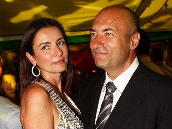 Первый муж Ольги Крутой и отец ее дочери Вики - кто он?