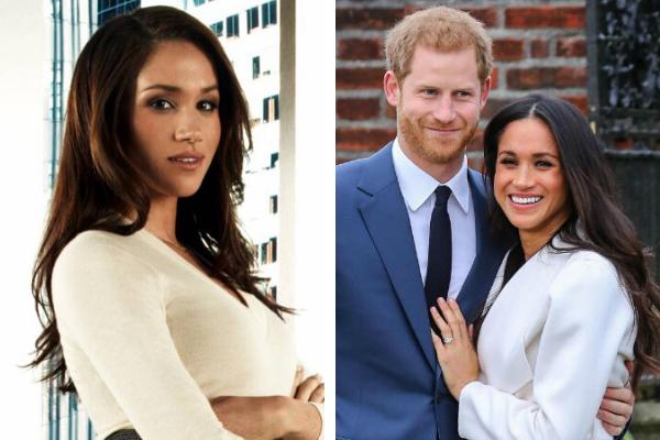 Кем была Меган Маркл до замужества с принцем Гарри?