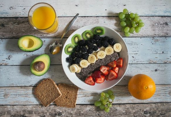 Самая эффективная и простая диета на неделю, меню с рецептами на каждый день