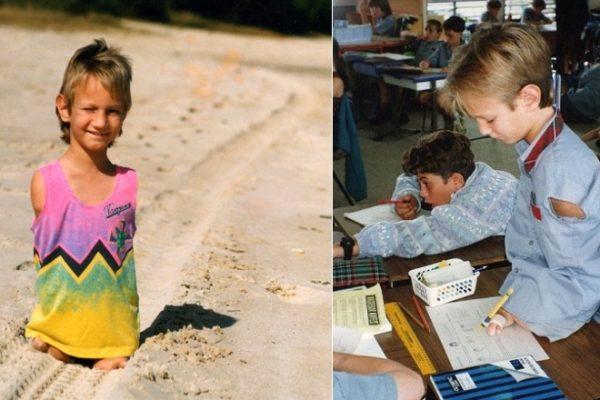 4 ребенка Ника Вуйчича: как выглядят и как растут?
