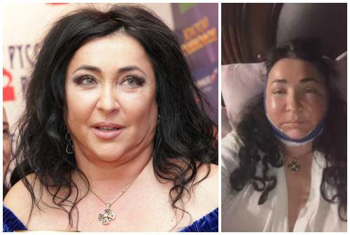 Как похудела 55-летняя певица Лолита на 20 кг?