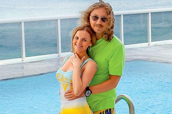 Как познакомились Игорь Николаев и Юлия Проскурякова?