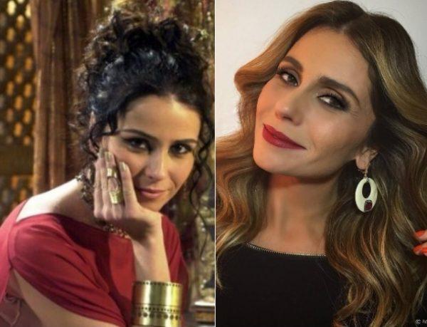 Как сейчас выглядят красивые актрисы бразильских сериалов?