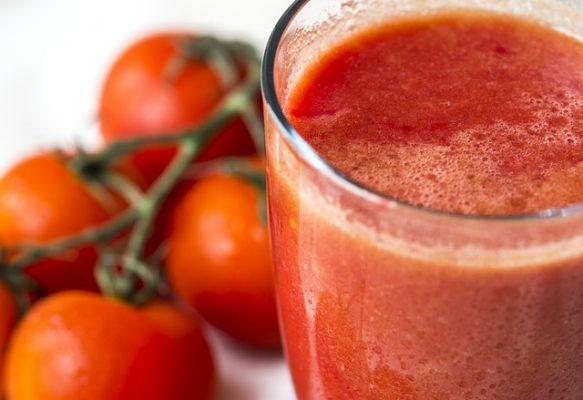 Как и какой томатный сок можно пить для похудения?