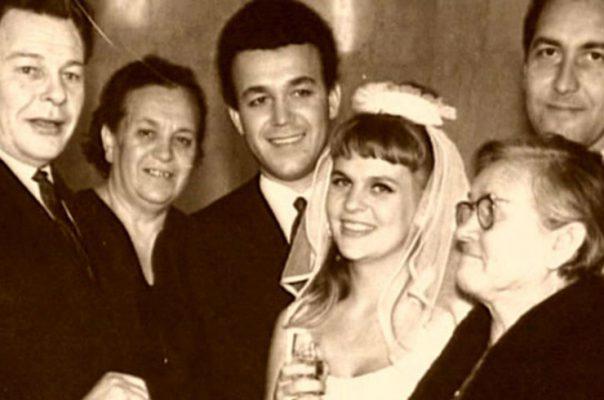 Первая жена Кобзона - Вероника Круглова. Почему не сложилась семейная жизнь?