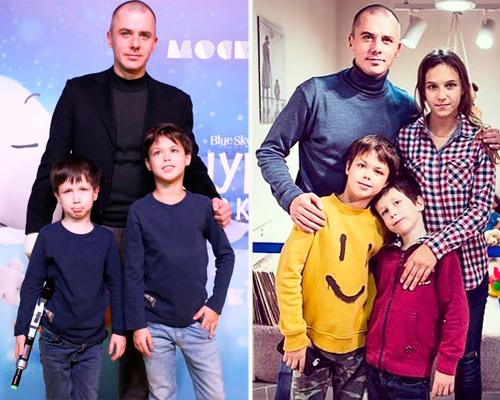 5 российских многодетных звездных отцов