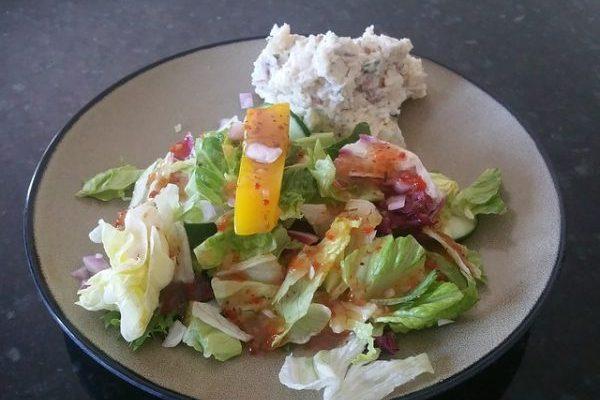 Вкусная и полезная салатная диета, ее эффективность и отзывы худеющих