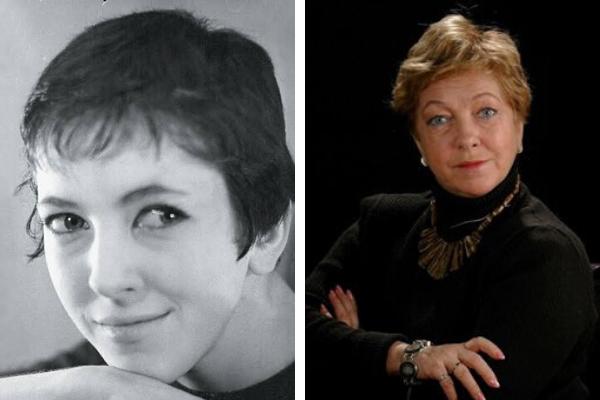 Какими были в молодости популярные кино-бабушки?