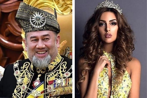 """Почему король Малайзии развелся с """"Мисс Москва-2015"""" Оксаной Воеводиной?"""
