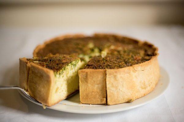 Вкусные диетические рецепты пирогов для худеющих в духовке и мультиварке