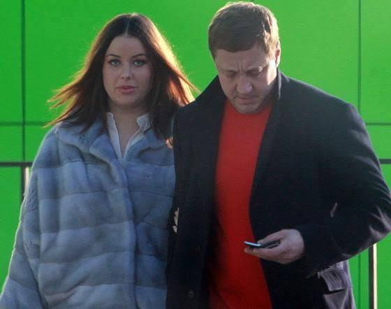 Нынешний Муж Оксаны Фёдоровой: что известно об Андрее Бородине?
