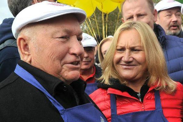 Какое наследство получили жена и дочери Юрия Лужкова?