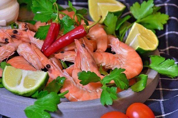 Эффективная и необычная диета на креветках, примерное меню и вкусные рецепты