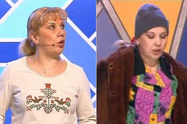"""Как выглядели участницы """"Comedy Woman"""" до известности?"""