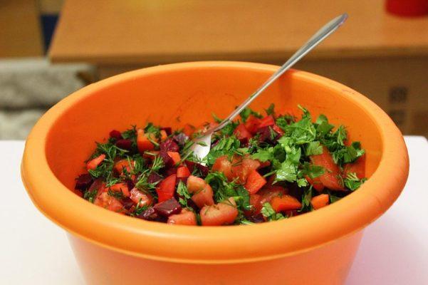 Как приготовить диетический винегрет, польза и простые рецепты для худеющих