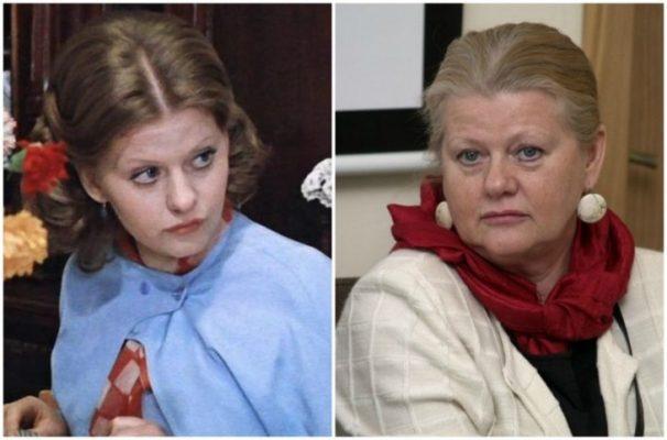 """Судьбы актеров """"Москва слезам не верит"""" спустя 40 лет"""