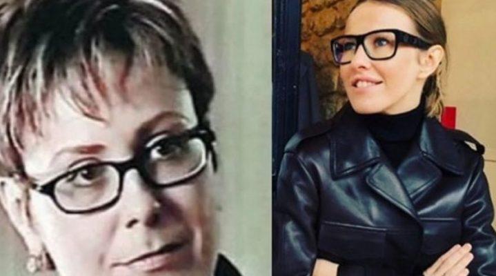 Как выглядит старшая сестра Ксении Собчак?