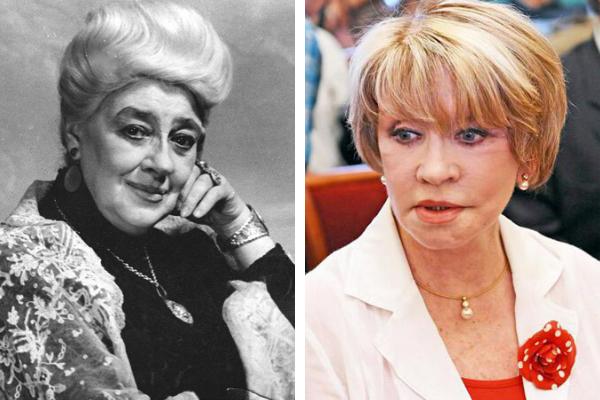 Какие настоящие имена у звезд советского кино?