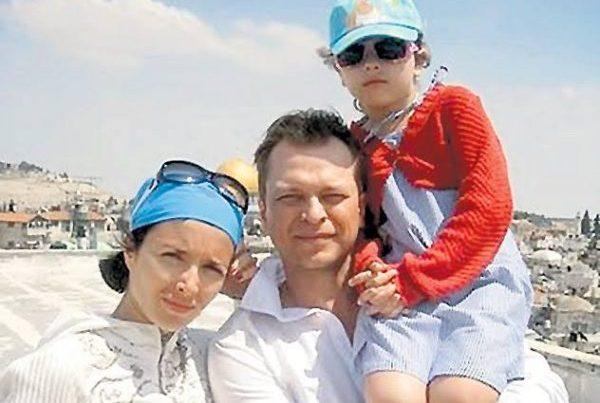 Бывший муж Юлии Высоцкой: как живет сейчас?