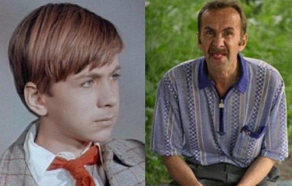 """Что стало с актерами фильмов """"Кортик"""" и """"Бронзовая птица"""" 45 лет спустя?"""