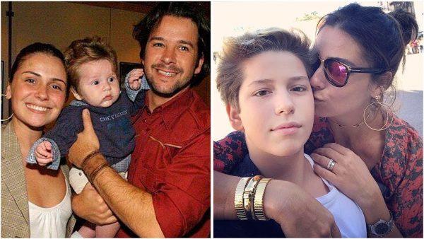 Как выглядит настоящий сын Жади и Лукаса?