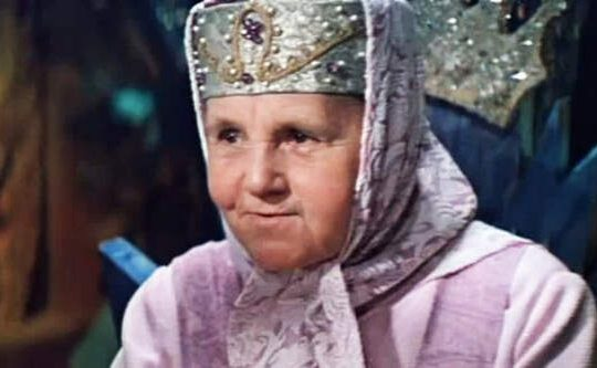 """Как в молодости выглядела """"советская бабушка"""" Варвара Попова?"""