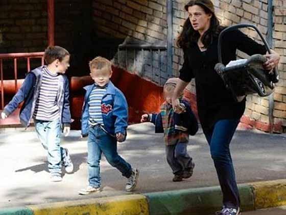 Звездные женщины, которых бросил муж во время беременности