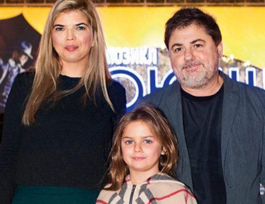 Как сейчас выглядит дочь Александра Цекало?