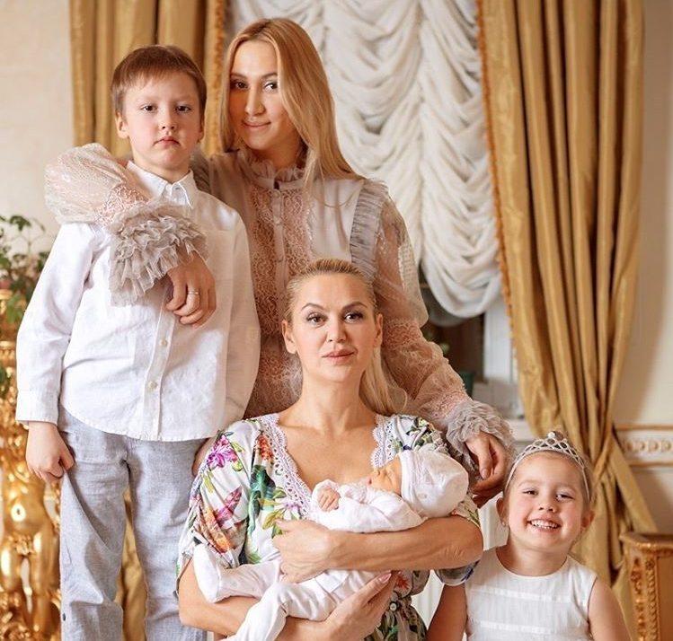 Как сейчас выглядят дети Павла Буре?