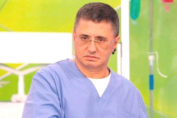 Как выглядит внебрачная дочь доктора Мясникова?