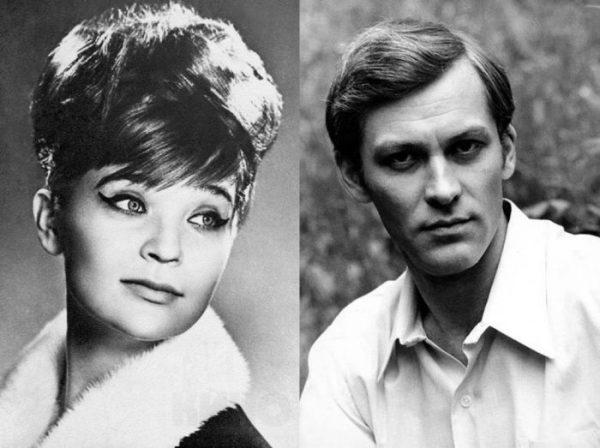 7 ярких звездных пар советского времени