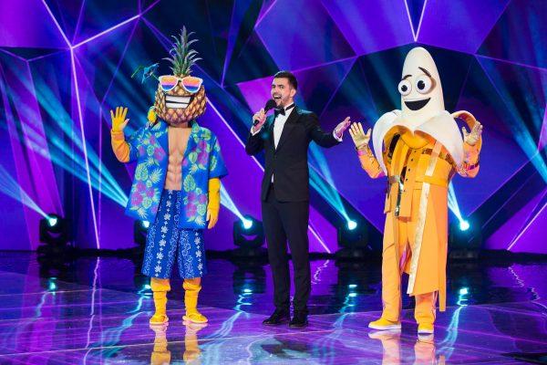 Разоблачения шоу «Маска»: кто оказался Солнцем, Бананом, Яйцом?