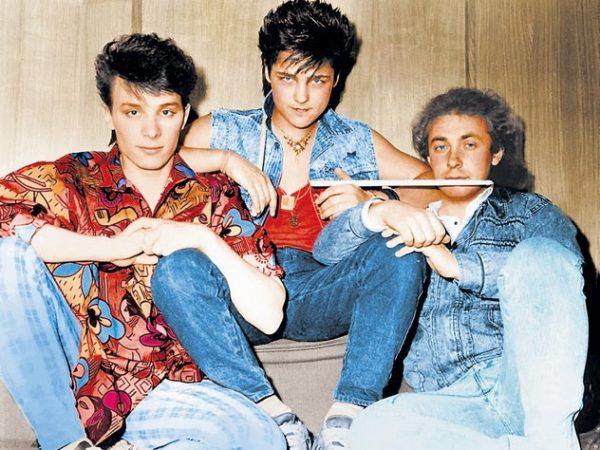 «Ласковый май»: история популярной группы 80-х