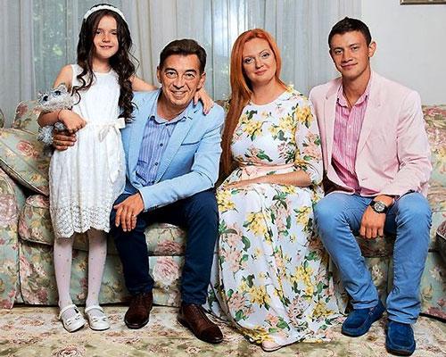 Три жены актера Николая Добрынина