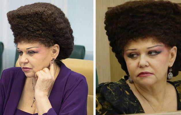 Как выглядела Валентина Петренко в молодости без парика?